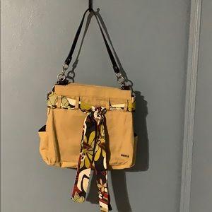 Cute tan bag